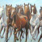 Paarden.acryl-Promises-100x120