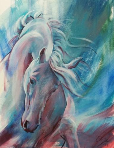Ode aan het paard