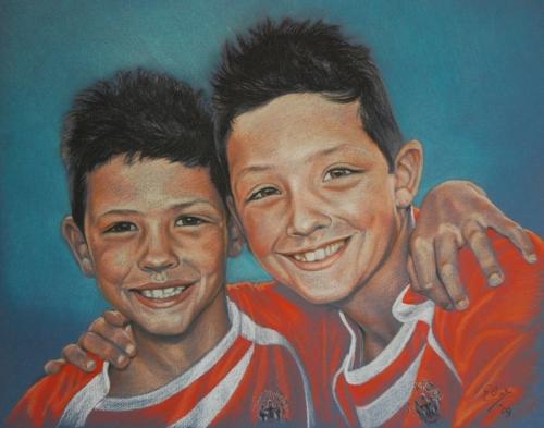 Blackpool boys