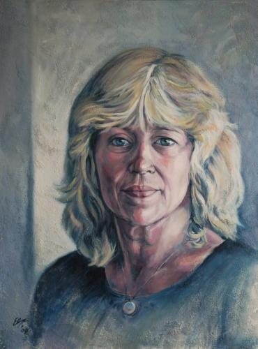 Zelfportret2009